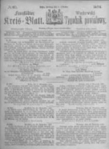 Fraustädter Kreisblatt. 1873.10.03 Nr40