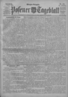 Posener Tageblatt 1903.08.01 Jg.42 Nr355