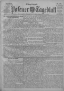 Posener Tageblatt 1903.08.01 Jg.42 Nr356