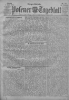 Posener Tageblatt 1903.08.02 Jg.42 Nr357