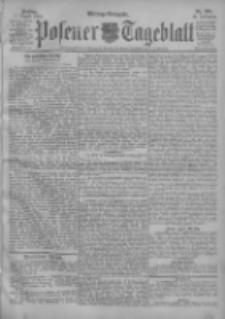 Posener Tageblatt 1903.08.07 Jg.42 Nr366