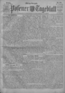 Posener Tageblatt 1903.08.10 Jg.42 Nr370