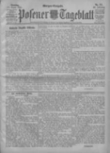Posener Tageblatt 1903.08.11 Jg.42 Nr371