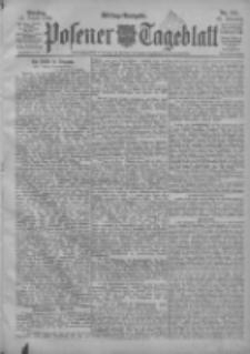 Posener Tageblatt 1903.08.11 Jg.42 Nr372