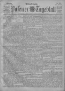 Posener Tageblatt 1903.08.12 Jg.42 Nr374