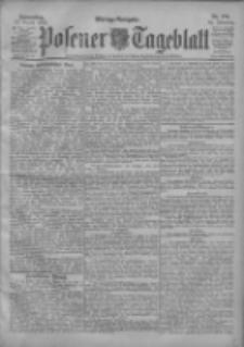 Posener Tageblatt 1903.08.13 Jg.42 Nr376