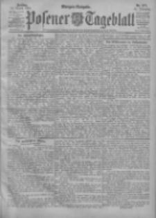 Posener Tageblatt 1903.08.14 Jg.42 Nr377