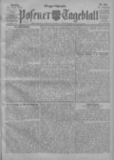 Posener Tageblatt 1903.08.18 Jg.42 Nr383