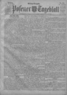 Posener Tageblatt 1903.08.18 Jg.42 Nr384