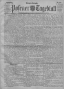 Posener Tageblatt 1903.08.20 Jg.42 Nr387