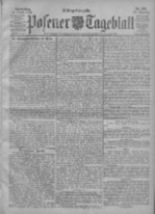 Posener Tageblatt 1903.08.20 Jg.42 Nr388