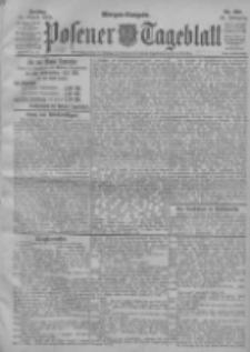 Posener Tageblatt 1903.08.21 Jg.42 Nr389
