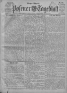 Posener Tageblatt 1903.08.22 Jg.42 Nr391