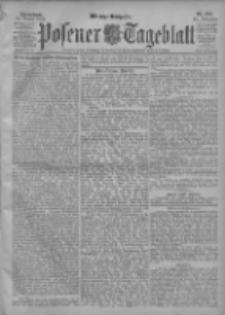 Posener Tageblatt 1903.08.22 Jg.42 Nr392
