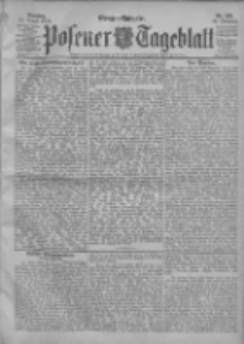 Posener Tageblatt 1903.08.23 Jg.42 Nr393