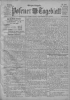 Posener Tageblatt 1903.08.25 Jg.42 Nr395