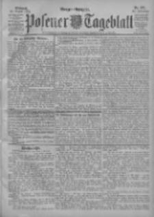 Posener Tageblatt 1903.08.26 Jg.42 Nr397