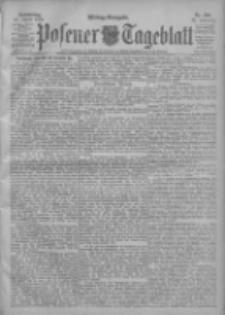 Posener Tageblatt 1903.08.27 Jg.42 Nr400
