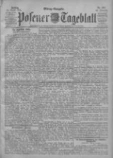 Posener Tageblatt 1903.08.28 Jg.42 Nr402