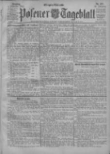 Posener Tageblatt 1903.09.01 Jg.42 Nr407