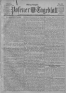 Posener Tageblatt 1903.09.01 Jg.42 Nr408