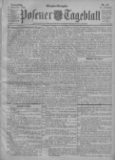 Posener Tageblatt 1903.09.03 Jg.42 Nr411