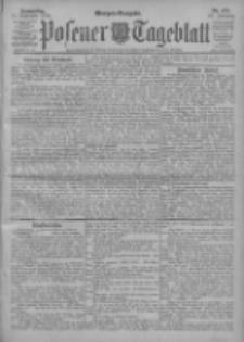 Posener Tageblatt 1903.09.10 Jg.42 Nr423