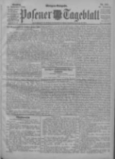 Posener Tageblatt 1903.09.22 Jg.42 Nr443