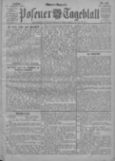 Posener Tageblatt 1903.09.25 Jg.42 Nr449