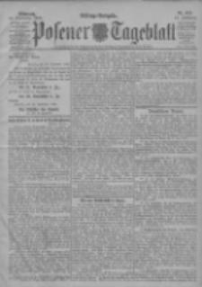Posener Tageblatt 1903.09.30 Jg.42 Nr458