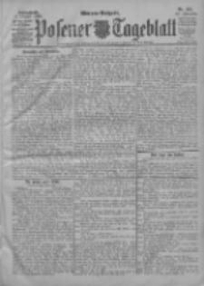 Posener Tageblatt 1903.10.03 Jg.42 Nr463