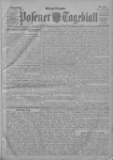 Posener Tageblatt 1903.10.03 Jg.42 Nr464