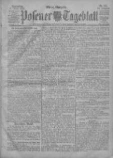 Posener Tageblatt 1903.10.08 Jg.42 Nr472