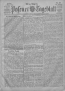 Posener Tageblatt 1903.10.09 Jg.42 Nr474