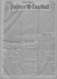 Posener Tageblatt 1903.10.10 Jg.42 Nr475