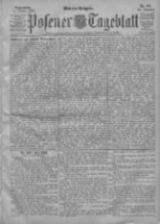 Posener Tageblatt 1903.10.15 Jg.42 Nr483