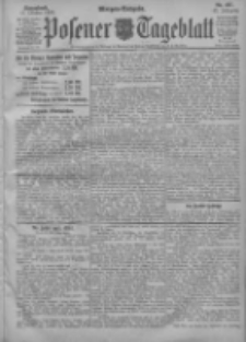 Posener Tageblatt 1903.10.17 Jg.42 Nr487