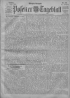 Posener Tageblatt 1903.10.18 Jg.42 Nr489