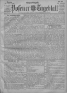Posener Tageblatt 1903.10.20 Jg.42 Nr491