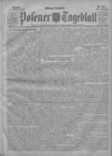 Posener Tageblatt 1903.10.20 Jg.42 Nr492