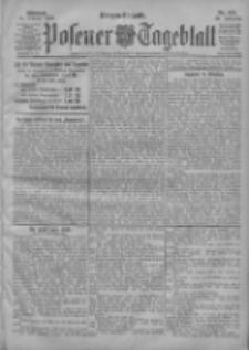 Posener Tageblatt 1903.10.21 Jg.42 Nr493