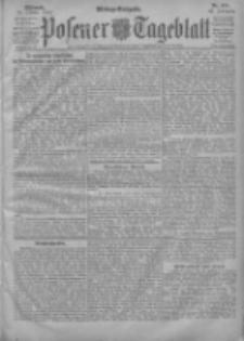 Posener Tageblatt 1903.10.21 Jg.42 Nr494
