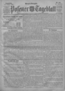 Posener Tageblatt 1903.10.22 Jg.42 Nr495