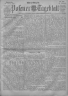 Posener Tageblatt 1903.10.22 Jg.42 Nr496