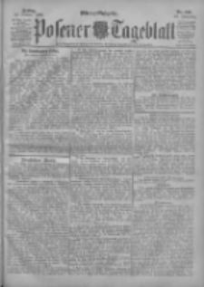 Posener Tageblatt 1903.10.23 Jg.42 Nr498