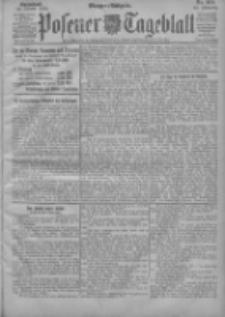 Posener Tageblatt 1903.10.24 Jg.42 Nr499