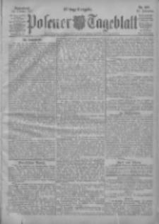 Posener Tageblatt 1903.10.24 Jg.42 Nr500