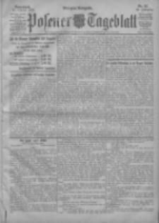 Posener Tageblatt 1903.10.31 Jg.42 Nr511