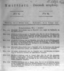 Amtsblatt der Königlichen Preussischen Regierung zu Bromberg. 1828.02.08 No.6