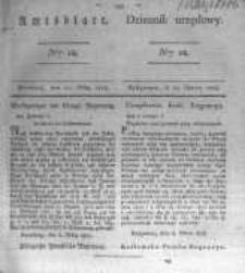 Amtsblatt der Königlichen Preussischen Regierung zu Bromberg. 1828.03.21 No.12